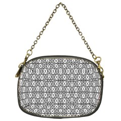 Numerilogical  Chain Purses (one Side)
