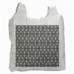 Numerilogical  Recycle Bag (one Side)