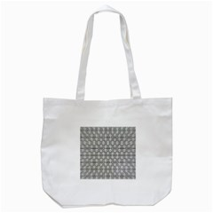 LOOK INSIDE Tote Bag (White)