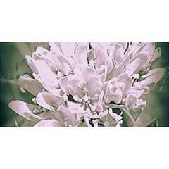 White Flower YOU ARE INVITED 3D Greeting Card (8x4)