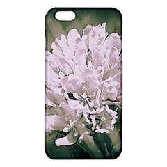 White Flower iPhone 6 Plus/6S Plus TPU Case