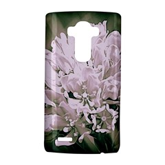 White Flower LG G4 Hardshell Case