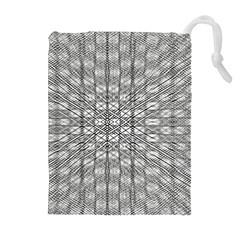 Ripple N Fold Ondule Drawstring Pouches (extra Large)