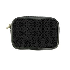 Black Perfect Stitch Coin Purse
