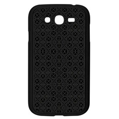 Black Perfect Stitch Samsung Galaxy Grand DUOS I9082 Case (Black)
