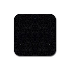Perfect Cat Rubber Coaster (square)