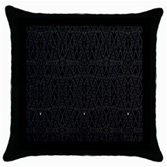 Perfect Cat Throw Pillow Case (black)