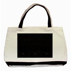 Dark Moon Basic Tote Bag