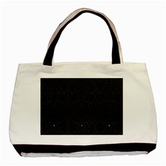 Dark Moon Basic Tote Bag (two Sides)