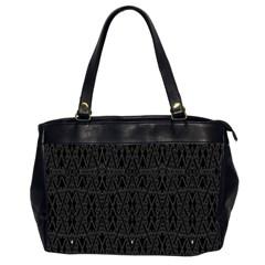 DARK MOON Office Handbags (2 Sides)
