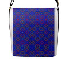Matrix Five Flap Messenger Bag (l)