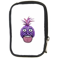 Funny Fruit Face Head Character Compact Camera Cases