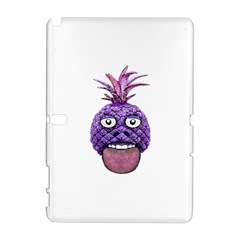 Funny Fruit Face Head Character Samsung Galaxy Note 10.1 (P600) Hardshell Case