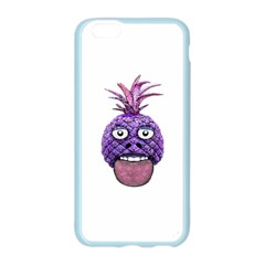 Funny Fruit Face Head Character Apple Seamless iPhone 6/6S Case (Color)