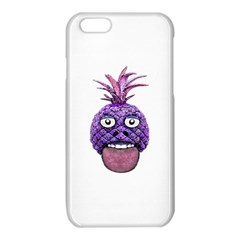 Funny Fruit Face Head Character iPhone 6/6S TPU Case