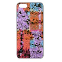 Paint texture                                     			Apple Seamless iPhone 5 Case (Clear)