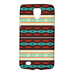 Stripes and rhombus chains                                      Samsung Galaxy S4 Active (I9295) Hardshell Case