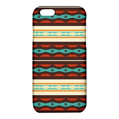 Stripes and rhombus chains                                      			iPhone 6/6S TPU Case