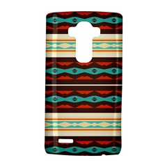 Stripes And Rhombus Chains                                      			lg G4 Hardshell Case