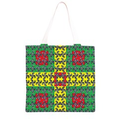 FLASH CARD Grocery Light Tote Bag