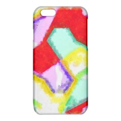 Watercolors shapes                                         iPhone 6/6S TPU Case