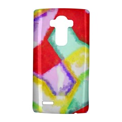 Watercolors shapes                                         			LG G4 Hardshell Case