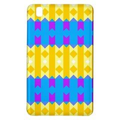 Rhombus And Other Shapes Pattern                                          			samsung Galaxy Tab Pro 8 4 Hardshell Case