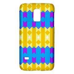Rhombus and other shapes pattern                                          Samsung Galaxy S5 Mini Hardshell Case