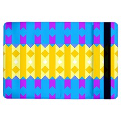 Rhombus And Other Shapes Pattern                                          apple Ipad Air 2 Flip Case