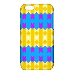Rhombus and other shapes pattern                                          iPhone 6/6S TPU Case