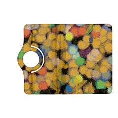Paint brushes                                          Kindle Fire HD (2013) Flip 360 Case