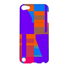 Misc colorful shapes                                           Apple iPod Touch 5 Hardshell Case