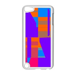 Misc colorful shapes                                           			Apple iPod Touch 5 Case (White)