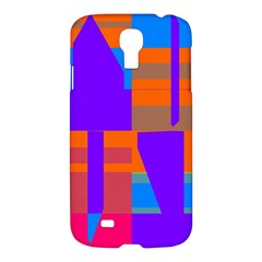 Misc Colorful Shapes                                           samsung Galaxy S4 I9500/i9505 Hardshell Case