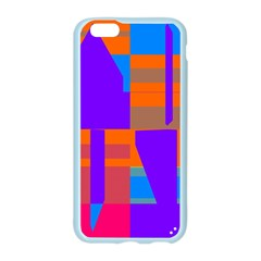 Misc colorful shapes                                           Apple Seamless iPhone 6/6S Case (Color)