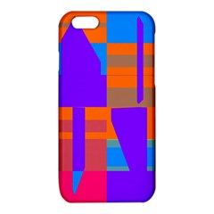Misc colorful shapes                                           			iPhone 6/6S TPU Case