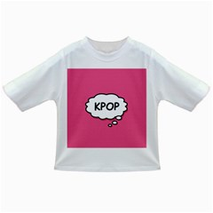 Comic Book Think Kpop Pink Infant/Toddler T-Shirts