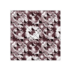 Ornate Modern Floral Acrylic Tangram Puzzle (4  x 4 )