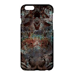 Metallic Copper Patina Urban Grunge Texture Apple iPhone 6 Plus/6S Plus Hardshell Case