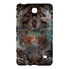 Metallic Copper Patina Urban Grunge Texture Samsung Galaxy Tab 4 (7 ) Hardshell Case