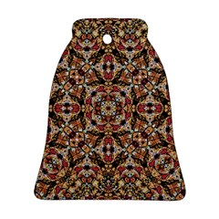 Boho Chic Bell Ornament (2 Sides)