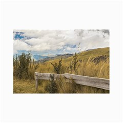 Trekking Road At Andes Range In Quito Ecuador  Collage Prints