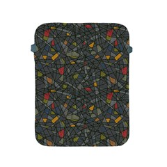Abstract Reg Apple iPad 2/3/4 Protective Soft Cases