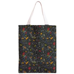 Abstract Reg Classic Light Tote Bag