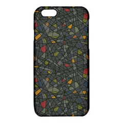 Abstract Reg iPhone 6/6S TPU Case