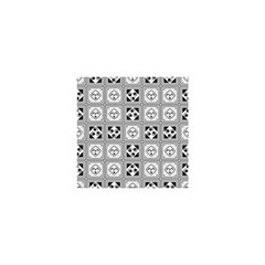 Black And White Shower Curtain 48  x 72  (Small)
