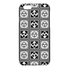 Black And White iPhone 6/6S TPU Case