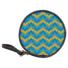 Blue And Yellow Classic 20-CD Wallets