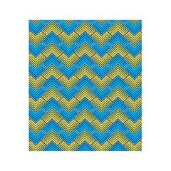Blue And Yellow 5.5  x 8.5  Notebooks