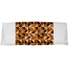 Brown Tiles Body Pillow Case (Dakimakura)